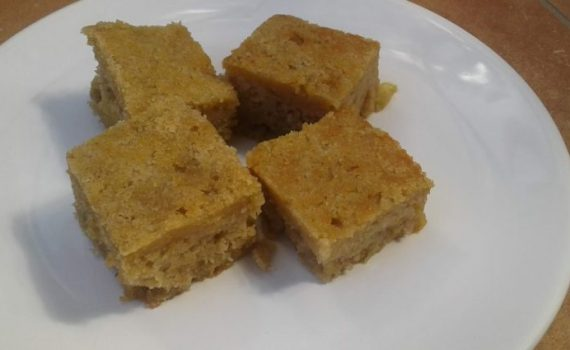 fahéjas cukkinis süti, gluténmentes
