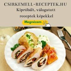 csirkemell receptek banner